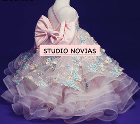 Vestidos Para Niñas De Presentacion Ropa Para Bebés En