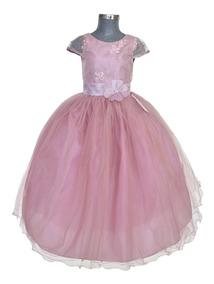 Vestidos Para Niñas Para Clausura Ropa Bebes Ninas