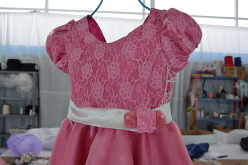 vestido niña primera comunión,