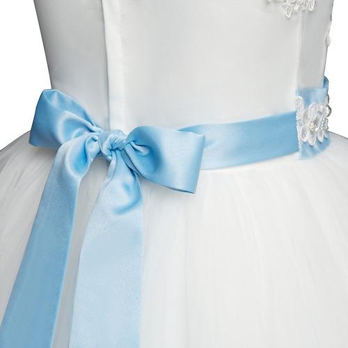 vestido niña primera comunión