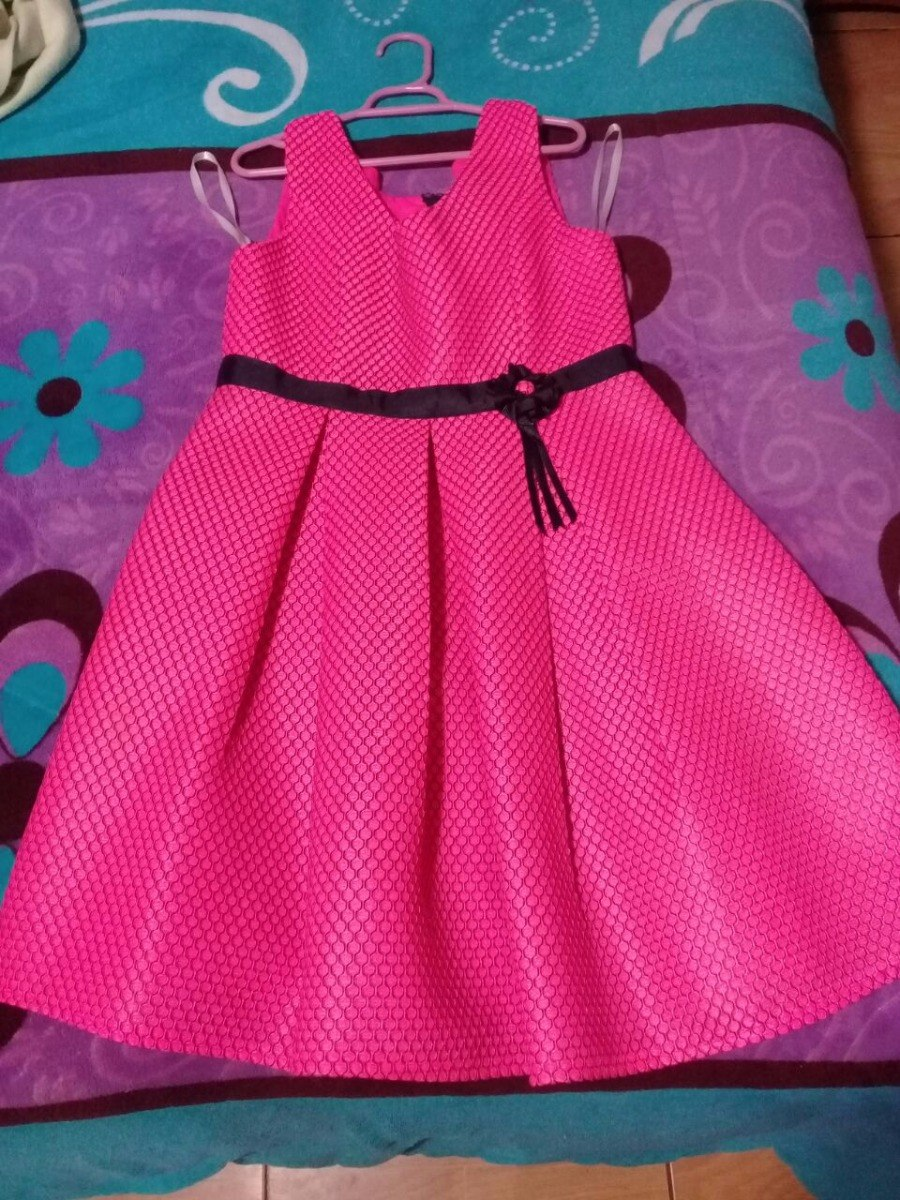 Vestido Niña Seminuevo - $ 350.00 en Mercado Libre