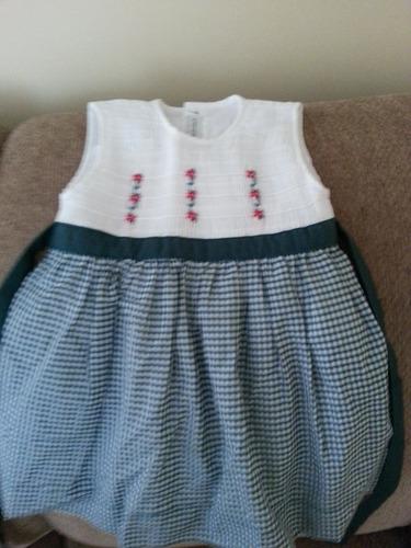 vestido  niña talla  2  ropa fiesta, bautizo, navidad
