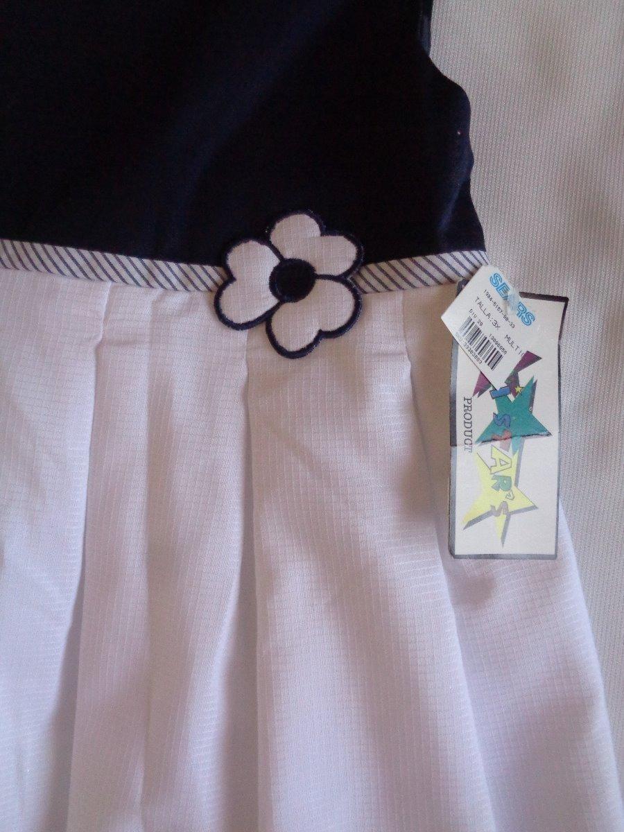 01301aa17 Vestido Niña Talla 3x