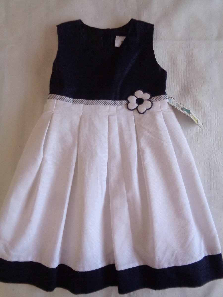 Vestido Niña Talla 3x Nuevo Con Etiqueta Sears