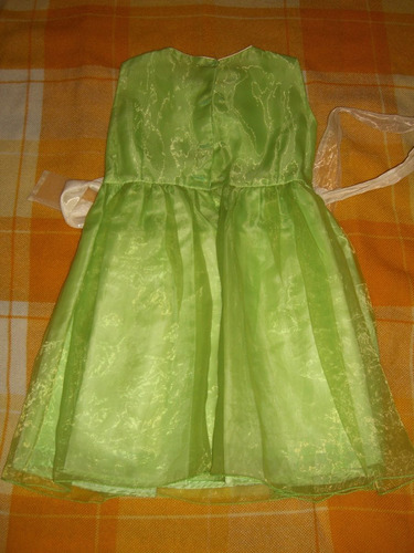 vestido niña talla 4