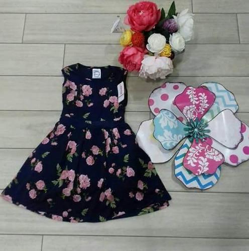 vestido niña tallas 6 8 10 12 envio gratis