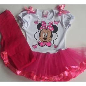 ed740d742 Vestido Tutu Minnie - Ropa y Accesorios en Mercado Libre Colombia
