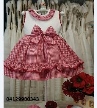 af3712332 Vestido Niñas Recien Nacida, Salida Clinica Fiestal - Bs. 500,00 en ...
