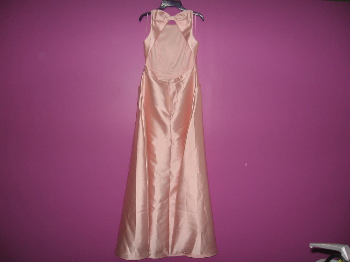 Excepcional Vestido De Fiesta Salmón Galería - Ideas de Vestidos de ...