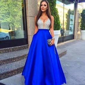 Vestidos largos formales para graduacion