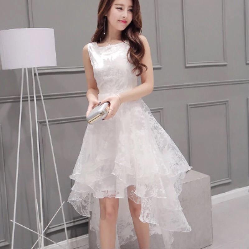 18ba0bfd067e Vestido Noiva Casamento Civil 2 - R$ 295,00 em Mercado Livre