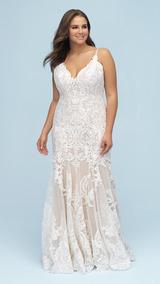 82d7e5f0a7b9 Vestidos Noiva Plus Size - Vestidos Femeninos Longo com o Melhores Preços  no Mercado Livre Brasil