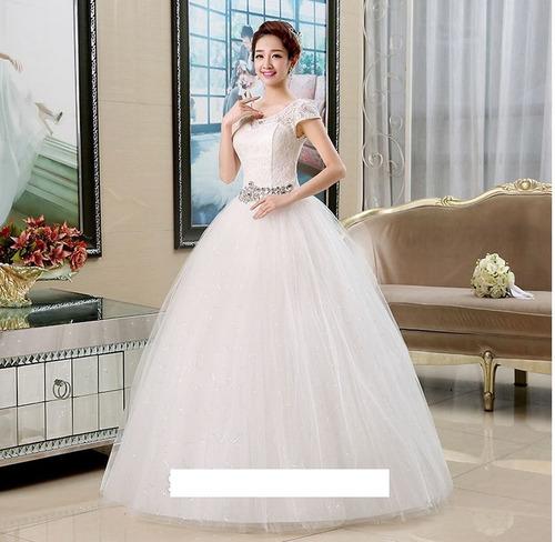 vestido noiva mangas jovial rendas e pedraria pronta entrega