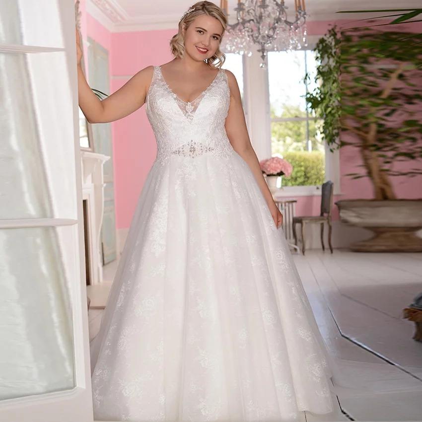 e417061f21c6 vestido noiva plus size sob medida + brinde veu 3m ou coroa. Carregando  zoom.