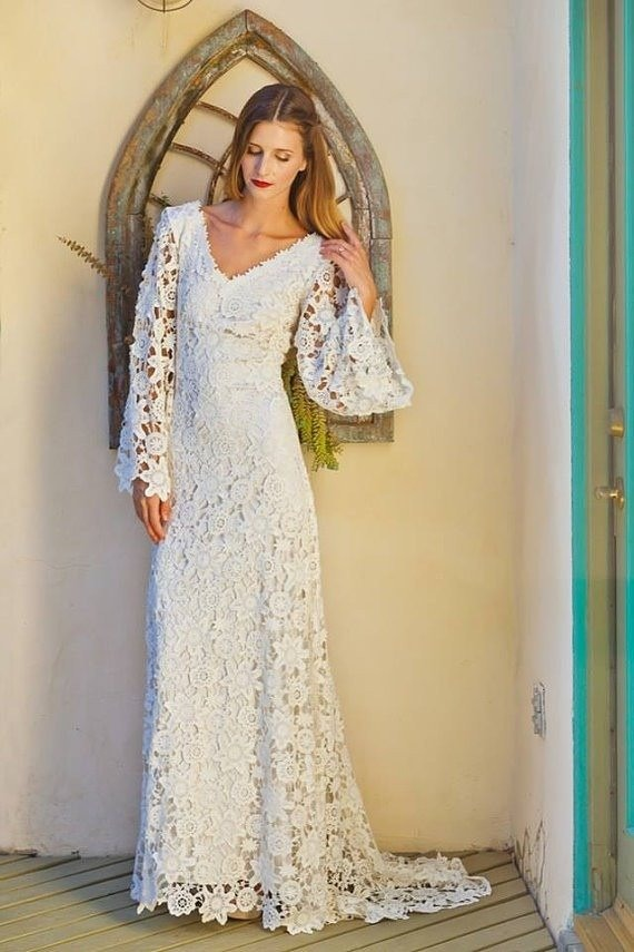 vestido-noiva-renda-guipir-vintage-boho-