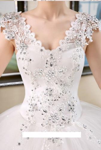 vestido noiva saia  micro lantejolas pronta entrega.
