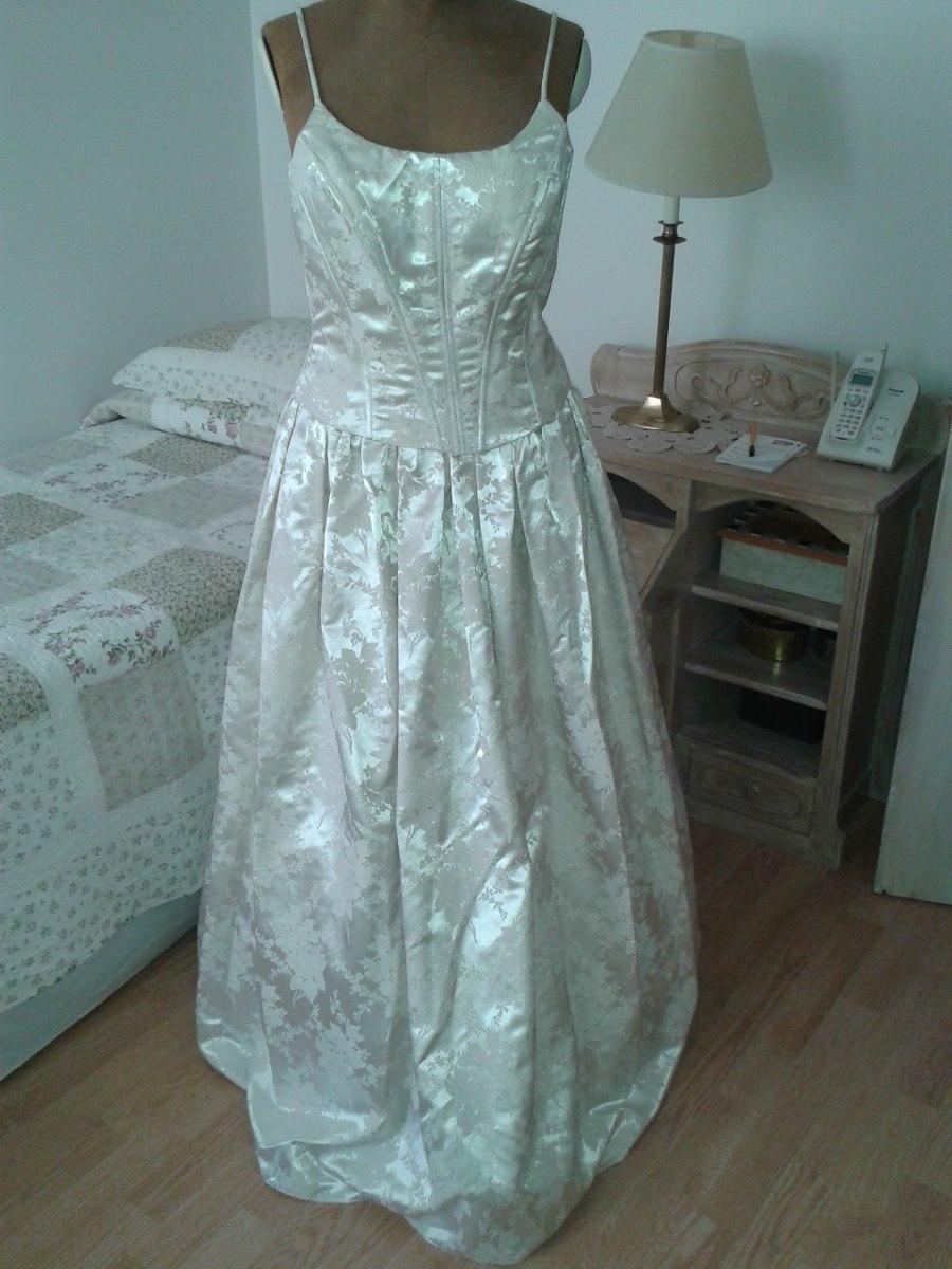 Vestido Novia - $ 3.300,00 en Mercado Libre