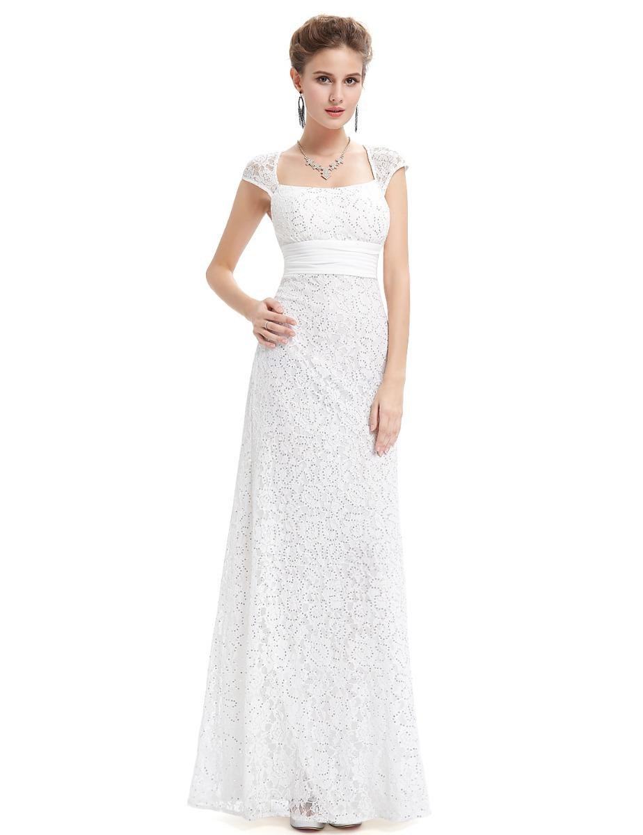 Vestido novia moderno