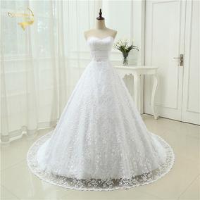 555eeb046 Cola Desmontable Para Vestido De Novia - De novia de Mujer en Mercado Libre  México