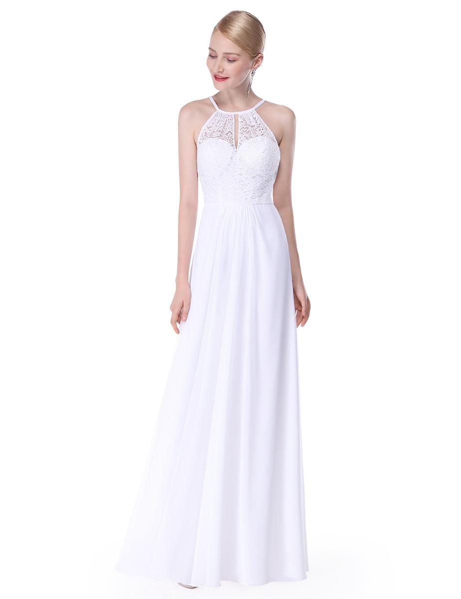 4f4cd9c1944a2 vestido novia espalda descubierta cuello halter moda pasión. Cargando zoom.
