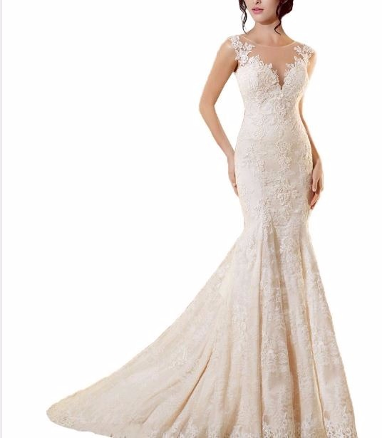 Vestidos de novia todos estilos