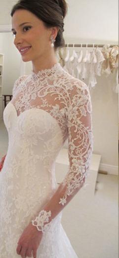 Imagenes vestidos de novia elegantes
