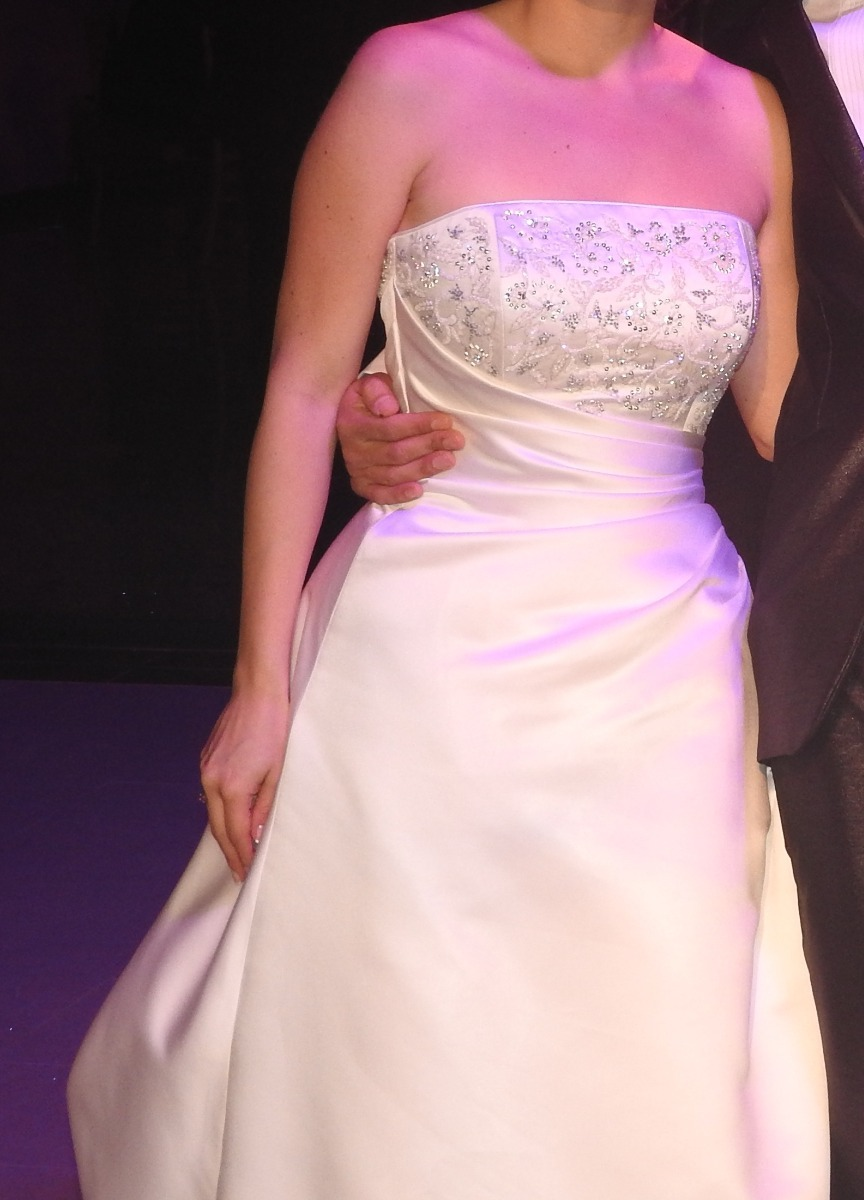 Vestido Novia Maggie Sottero Con Cristal Swarovski - $ 180.000 en ...