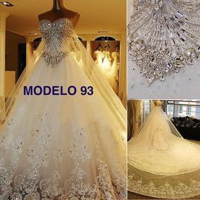 b0ad0b9550 Vestido Novia Estilo Princesa - Vestidos De novia Largo de Mujer en ...