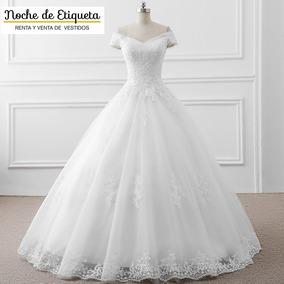 Vestido Novia Nuevo Corte Princesa Blancomarfil