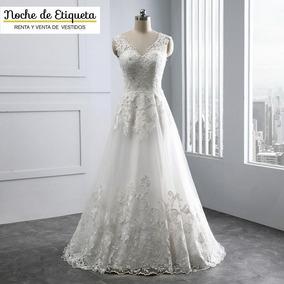 Vestido Novia Nuevo Corte Sirena Blancomarfil