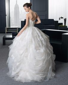 Blanco De Gorditas Vestidos Largo Mujer En Para Novias sxrCthQd