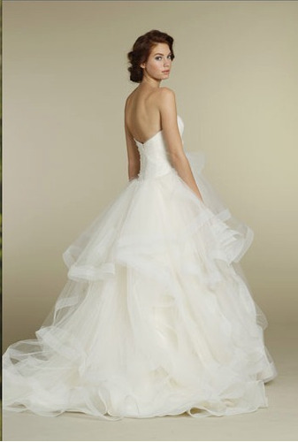 vestido novia tara keely