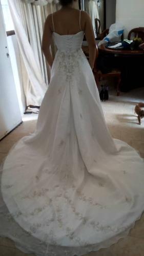vestido novia vestido