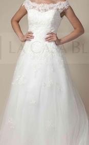 Vestido Novia Xl Exclusivo Casa Blanca