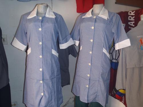 vestido o bata para mantenimiento u otros