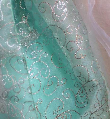 0017e976a Vestido O Disfraz Elsa Frozen Y Corona Tallas 1 A La 12 -   700.00 ...