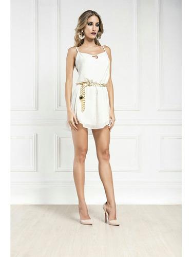 vestido off-white maria gueixa