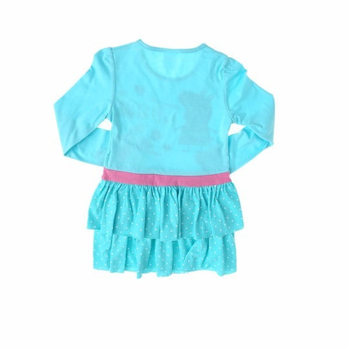 vestido original falda semmer peppa pig la cerdita 6 años