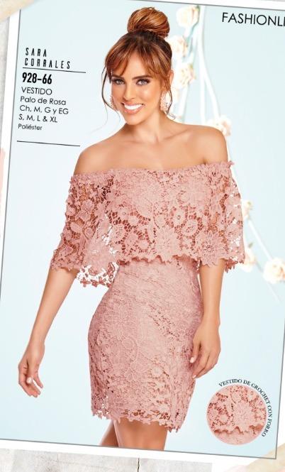 Vestido Palo De Rosa 928 66 Pv Cklass Envio Gratis Nmr