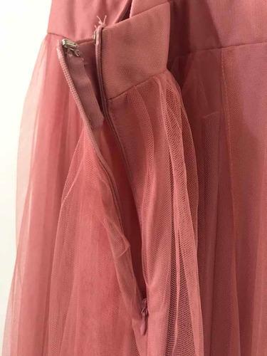 vestido palo de rosa