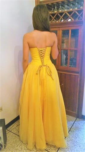 vestido para 15 años
