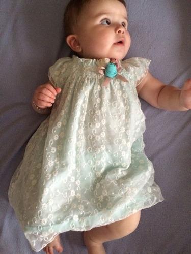 vestido para bebé 1 año / vestido para bebé 1 año