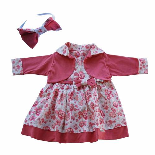 vestido para bebes
