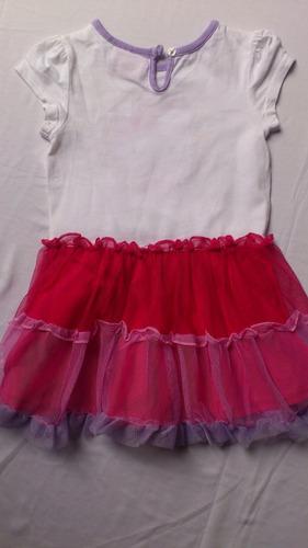 vestido para bebés