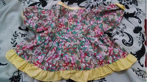 vestido para bonecas medias roupa da peposa vir