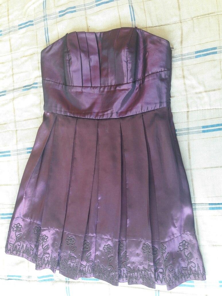 Bonito Vestido De Cóctel 80 Embellecimiento - Vestido de Novia Para ...