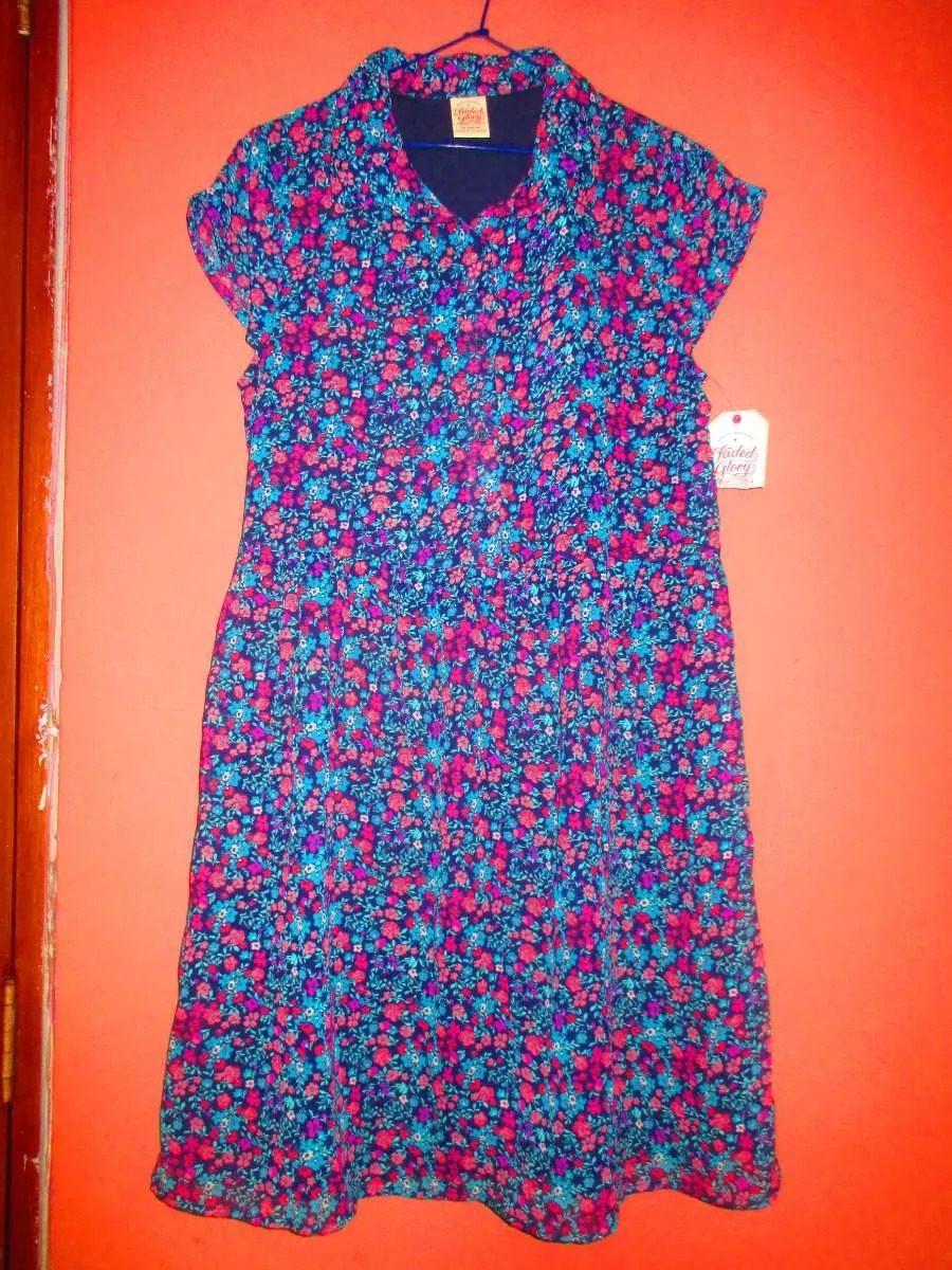 Vestido Para Dama Marca Faded Glory Importado De Usa - S/ 75,00 en ...