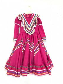 Vestido Charra Para Niña Vestidos De Coctel Vestidos Largo