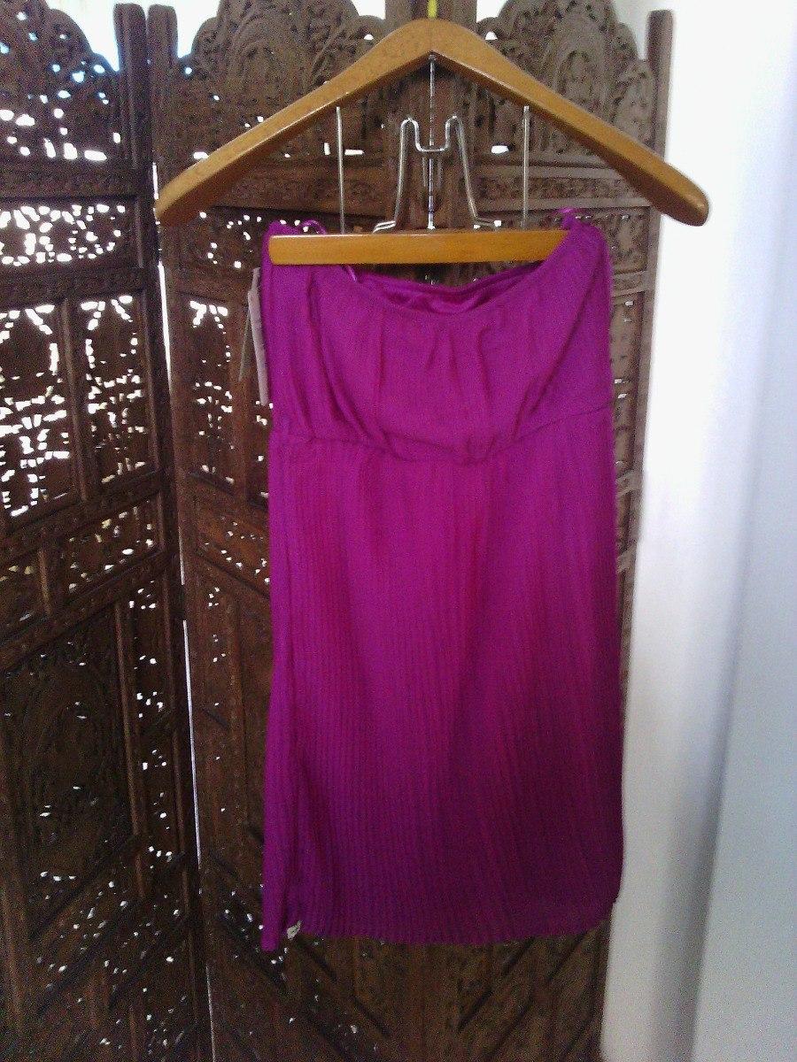 Vestido Para Fiesta Corto Nuevo Zara (s) - Bs. 29.000.000,00 en ...