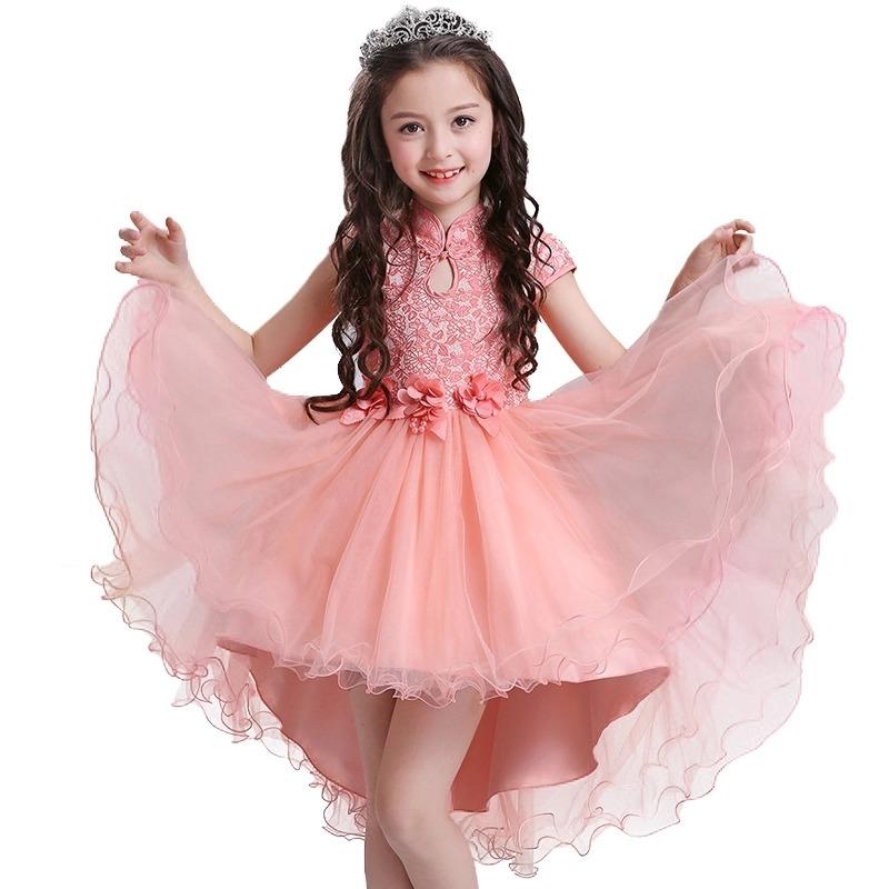 Bonito Vestidos De Fiesta Para Niñas Inspiración - Ideas de Vestido ...
